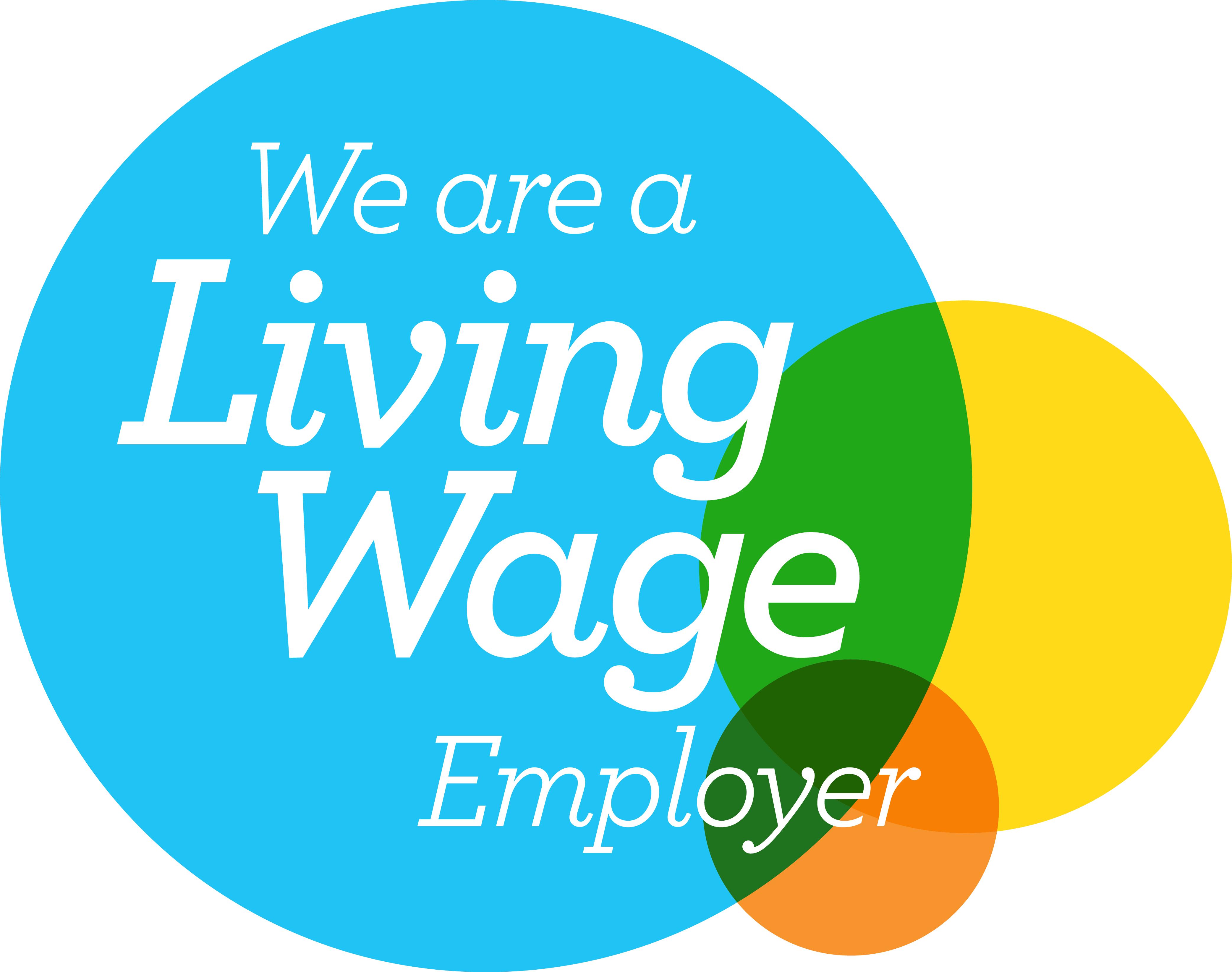 Living Wage Employer - English